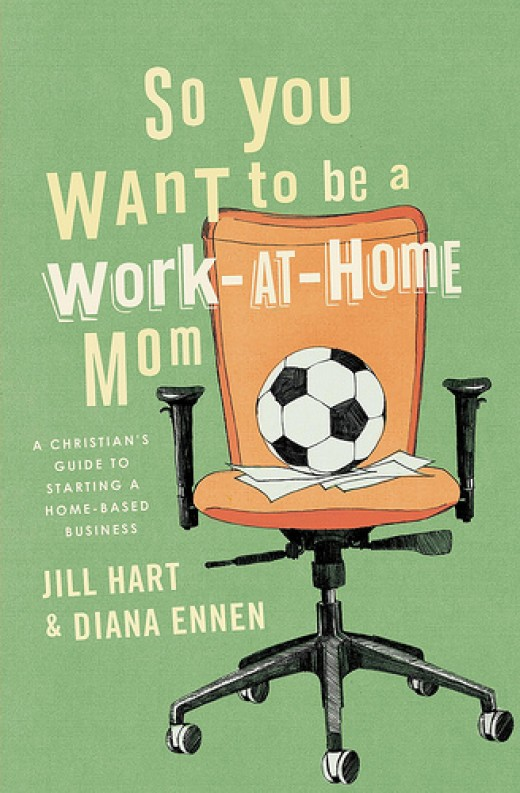 So You Want to Be a Work-at-Home Mom (Photo courtesy by Brandon Hill from Flickr)