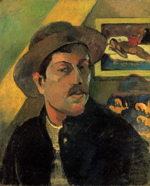 Self portrait 1893