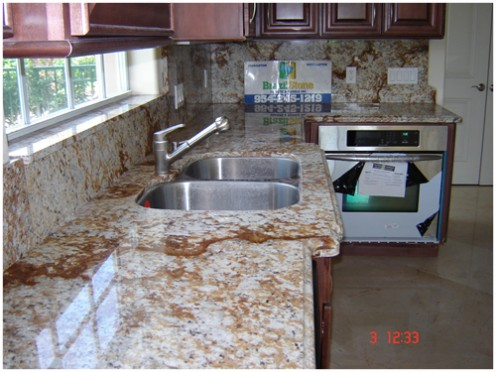 Types Countertops