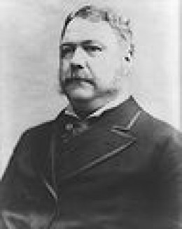 Chester A. Arthur is a prime example of historians and students of political history knowing a lot more than the common or average person.