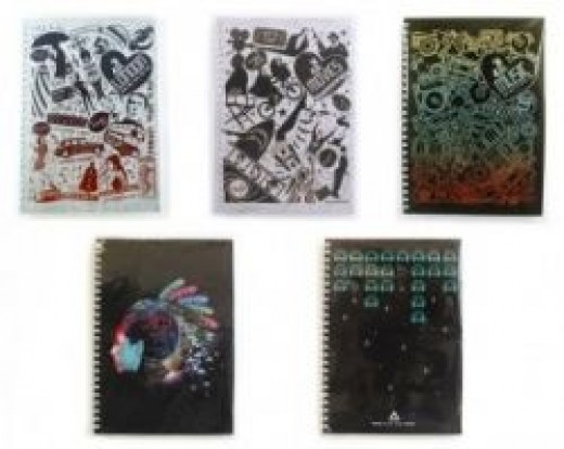 Studio Ochee Limited Edition Notebooks