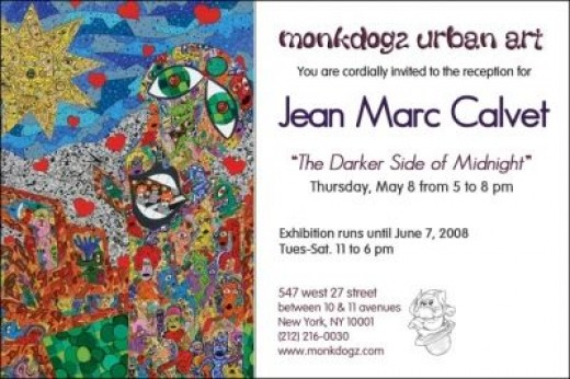 Jean Marc Calvet at Monkdogz