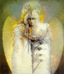 """""""Shaman"""" by Susan Seddon Boulet"""