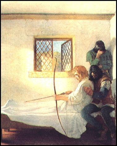 N. C. Wyeth, Robin Hood (1921)