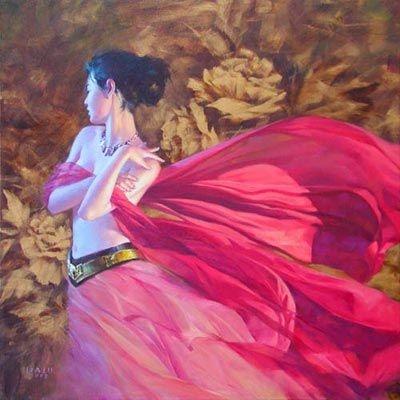 """Billowing Veil"" by Jia Lu"