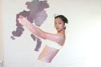 """""""Soaring"""" ~art in progress by Jia Lu"""