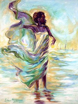 """""""Euphoria"""" by  Kathy Ostman-Magnusen"""
