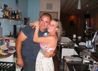 Meet Jo And Neal Owners of Bar De J.B.