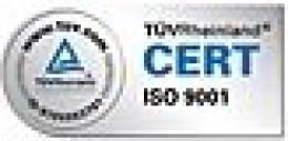 Genius ISO 9001 Certification