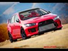 The Mitsubishi Lancer Evolution, colloquially known as the Lancer Evo or Evo, is a car manufactured by Mitsubishi Motors. There have been ten official versions to date, and the designation of each model is most commonly a roman numeral. All of them s