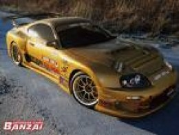 An iconic sports car, the Supra has appeared in numerous video games, movies, music videos and TV shows.