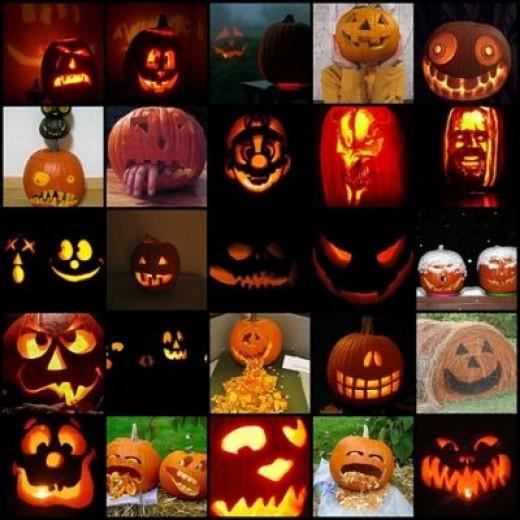 Pumpkins Just for Fun!