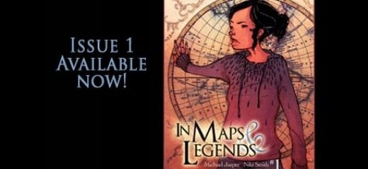In Maps And Legends