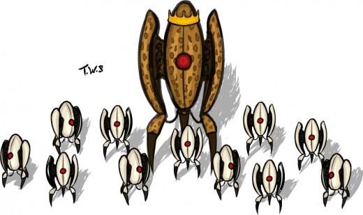 Turret King by nekuroSilver