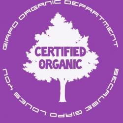 Giapo - Certified Organic