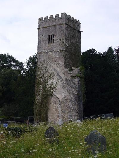 Tower at Dartington Hall (Devon)