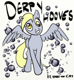 Derpy Hooves, Muffin Lover and Postal Pony Extraordinaire