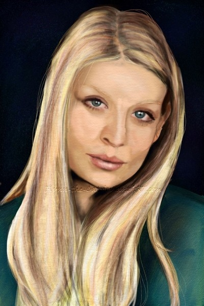 Amber Benson (Tara Maclay from Buffy the Vampire Slayer) - Click through for more BtVS Fan Art
