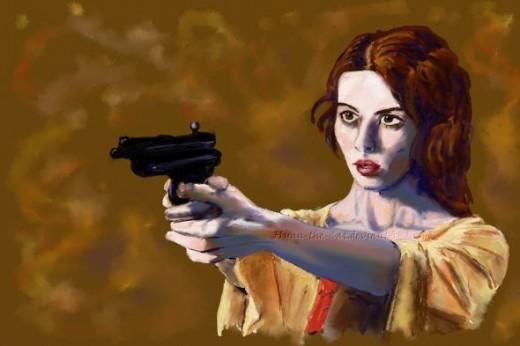 Winifred 'Fred' Burkle (Amy Acker)
