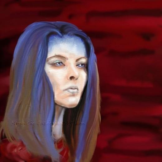 illyria (half finished Artrage painting,originallay uploaded on my blog)