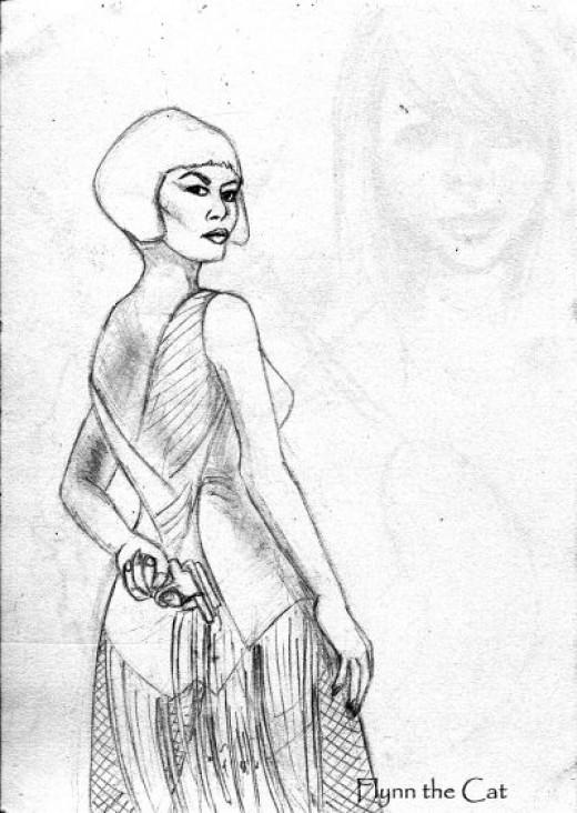 Velma (Cathereine Zeta-Jones) from Chicago