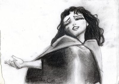 Rapunzel's So Mature Now - Mother Gothel from Tangled