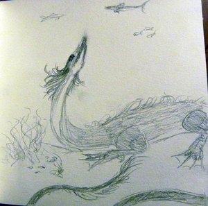 Marine: A Seadragon Sketch