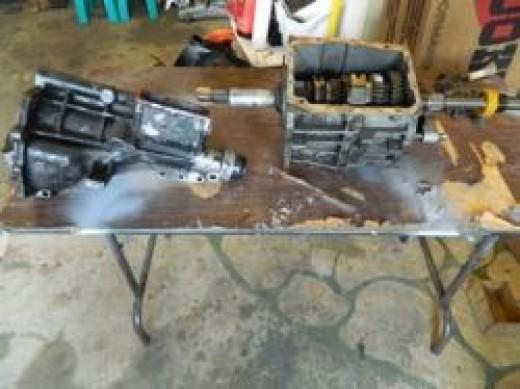 T5 Transmission Rebuild for Foxbody Capri