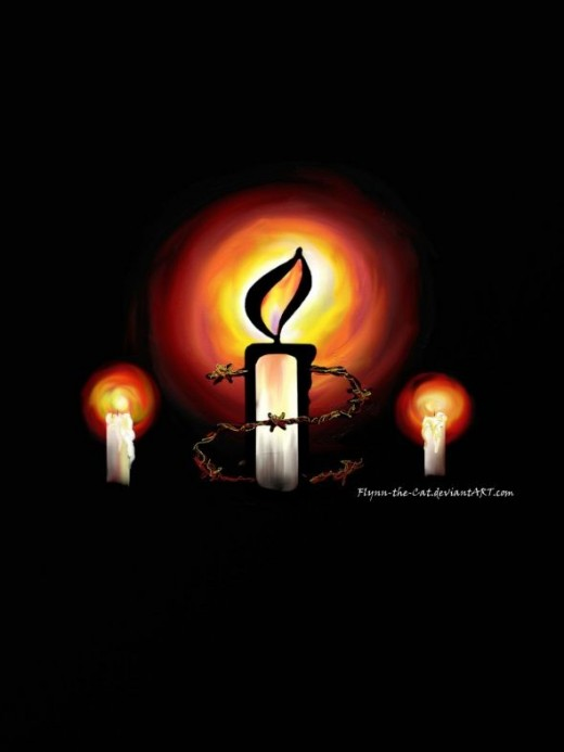 Amnesty Candles