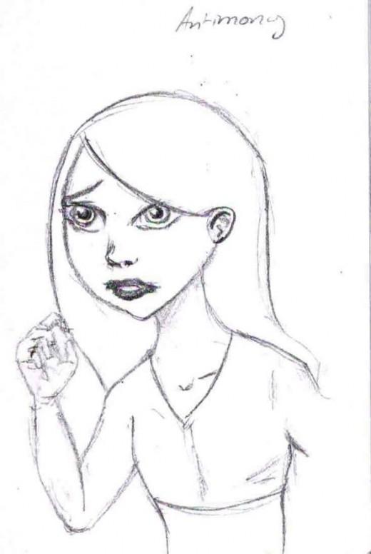 Antimony (Annie) Carver