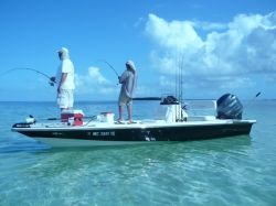 Key West flats fishing is perfect for beginners. Photo by issbartal on Photobucket.