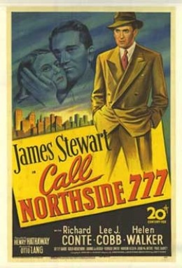 Call Northside 777Drama,Crime,Film NoirJames Stewart and Richard Conte