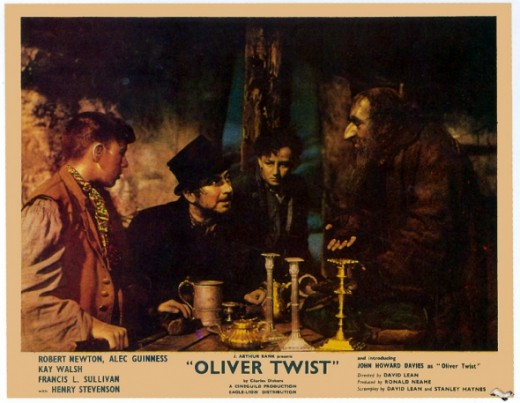 Oliver TwistAdventure,Drama,CrimeRobert Newton and Alec Guinness