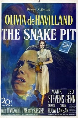 The Snake PitDramaOlivia DeHaviland and Mark Stevens