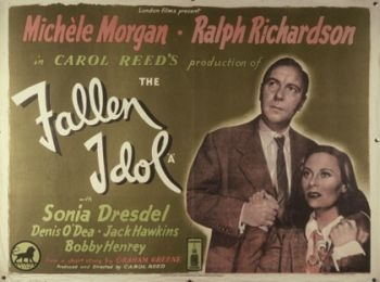 The Fallen IdolDrama,ThrillerRalph Richardson and Gerard Heinz