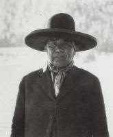 Wovoka - Paiute Holy Man