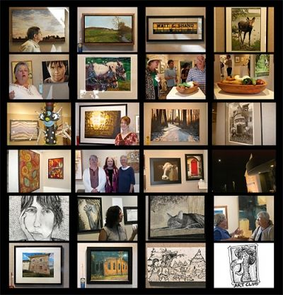 The LCAA: Celebrating our 79th year of supporting the visual arts in Lancaster County!