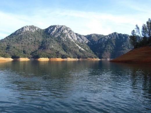 Lake Shasta