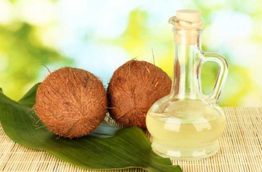 benefits of coconut oil for your hair