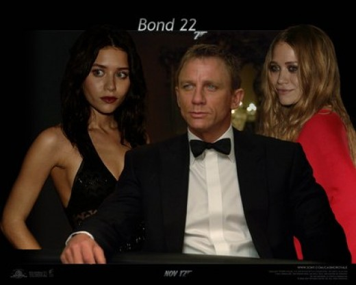 Who Will The Next Bond Girl?