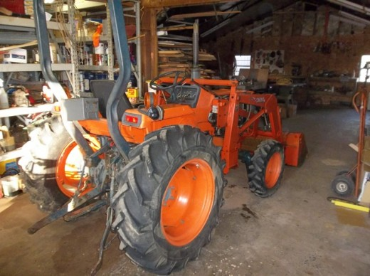 complete tractor