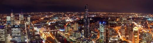 Rialto Observation Deck, Melbourne CBD