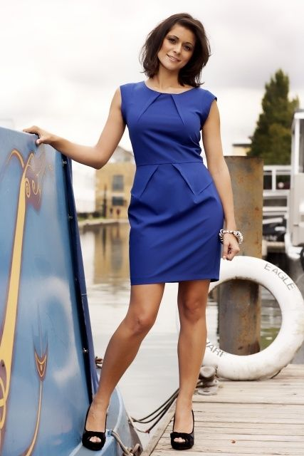 lucy verasamy by the canal