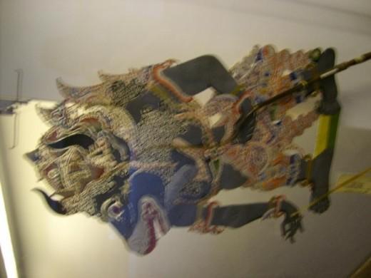 King Maesasura