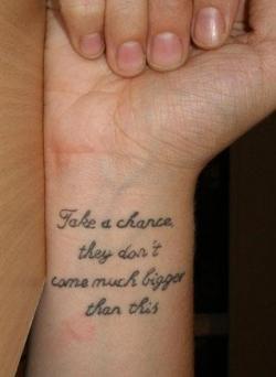 word tattos