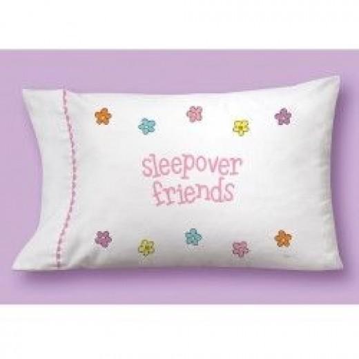 Sleepover pillow