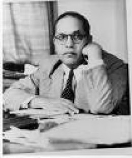 B.R.Ambedkar pioneer of movement for downtroddens in India