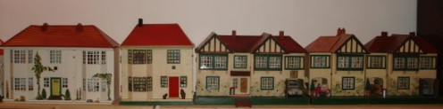 Vintage Doll Houses: My Collection