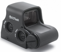The EOTech XPS model is a natural advancement from the EOTech Holographic Weapon Sight (HWS) line.