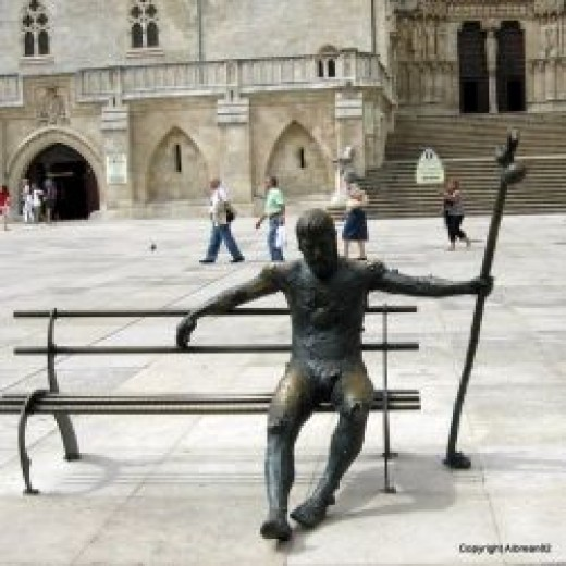 Burgos, pilgrim, Camino de Santiago